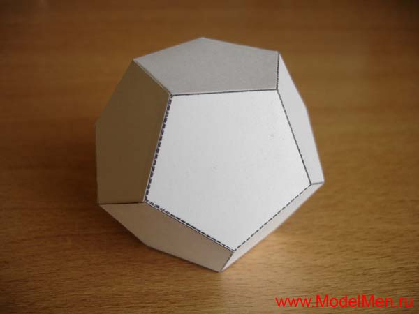 Как сделать призму из картона своими руками - Rodnikl.ru
