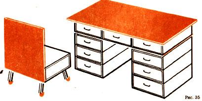 Как сделать тумбочку из спичечных коробков своими руками 17