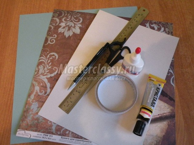 Мастер классы по изготовлению подарочных упаковок