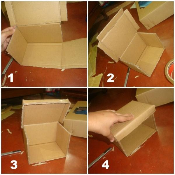 Как сделать шкатулку для украшений из картона или коробки своими руками: 5 пошаговых мастер-классов