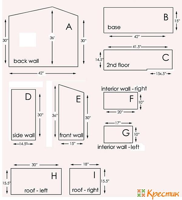 Схема как сделать размеры 939