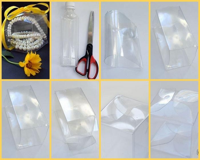 Упаковки для подарков из пластика 34