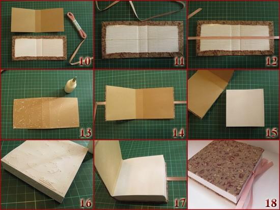 Фотоальбомы пошаговая инструкция