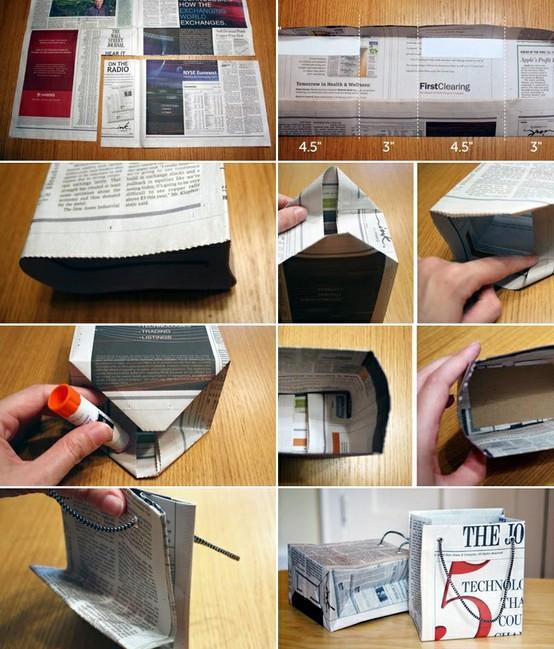 Как сделать интересные вещи своими руками из бумаги