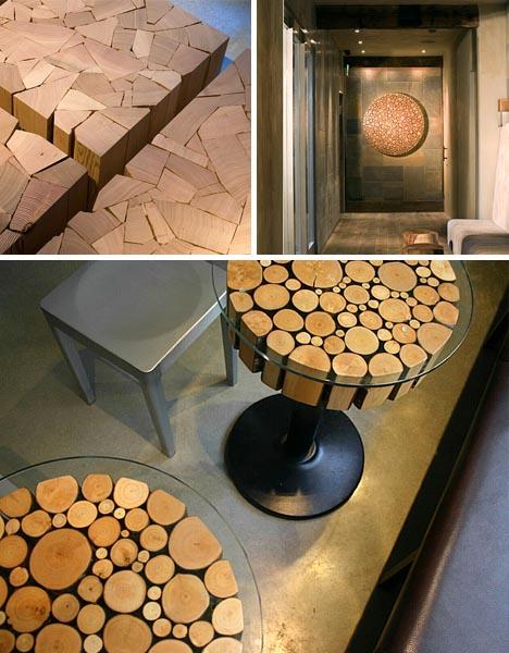 Поделки с деревянных отходов