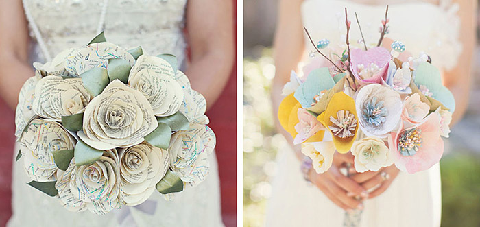 Цветок свадебный своими руками