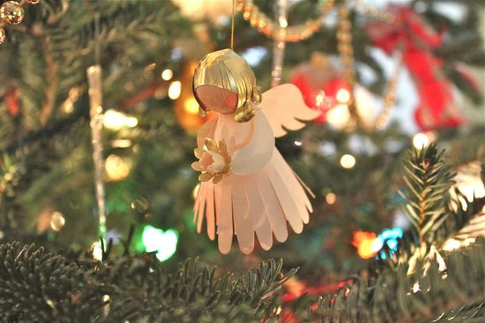 Игрушки к рождеству христову своими руками