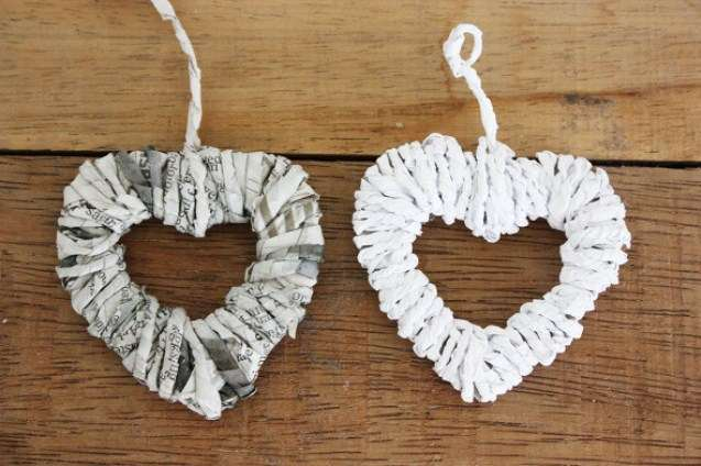 Как из шнурков сделать сердце