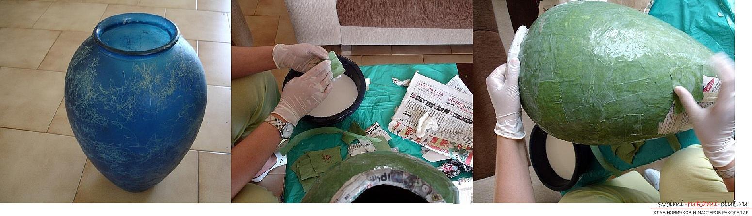 Папье-маше своими руками для начинающих из туалетной бумаги своими руками 24