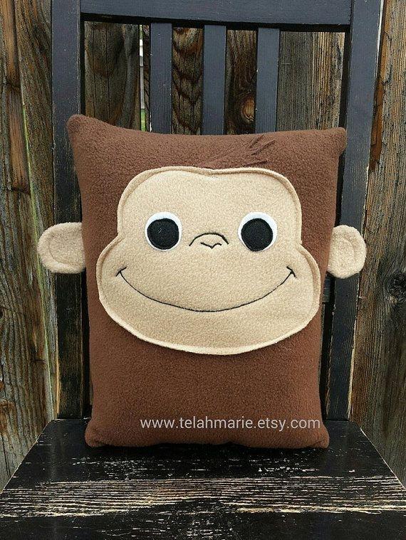 Подушки своими руками обезьянки