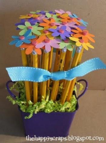Подарки учителям своими руками
