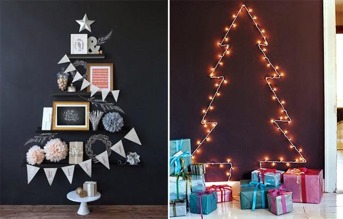 Создание новогодней елки своими руками
