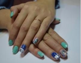 Трафарет для ногтей своими руками распечатать фото 408