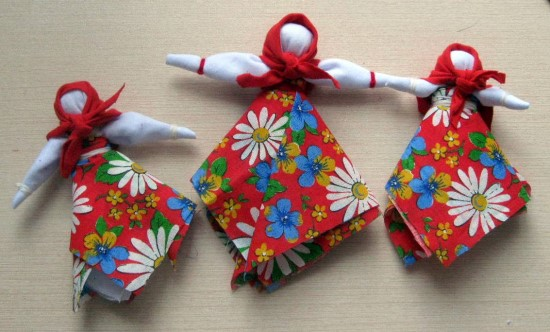 Подарок к масленице своими руками