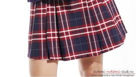 Как сшить юбку ярусами для девочки фото 45